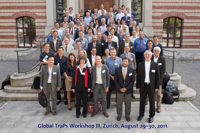 Participants of the third Global TraPs workshop in Zurich