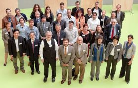 Participants at the Global TraPs kick-off meeting at ETH Zurich