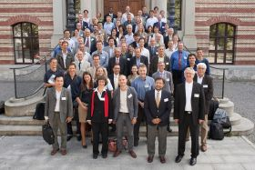 Participants at the Global TraPs 2011 Workshop III